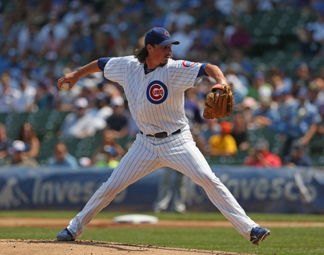 Cubs End Losing Spree With Comeback Win