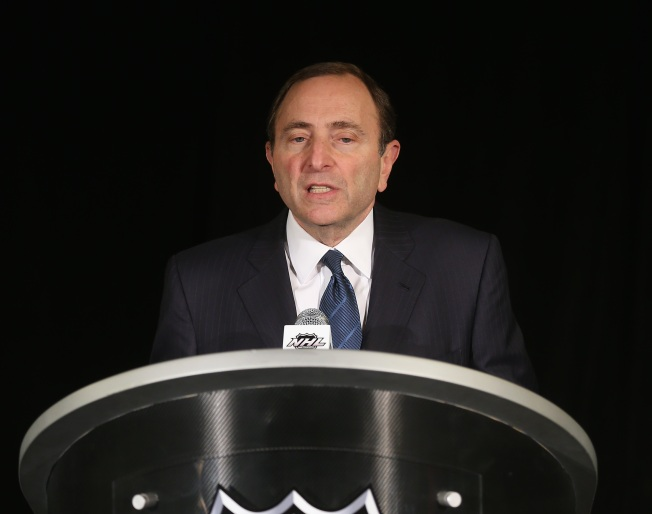 NHL, Union Remain Apart on Issues and in Meetings