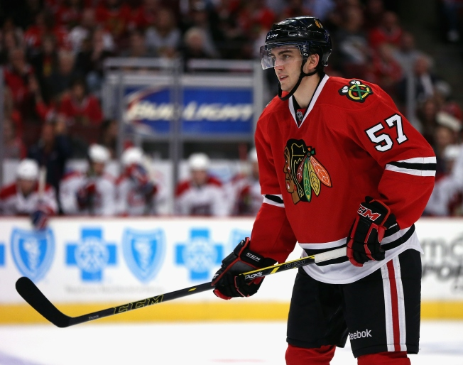 Trevor van Riemsdyk Set to Play in Game 3 vs. Lightning