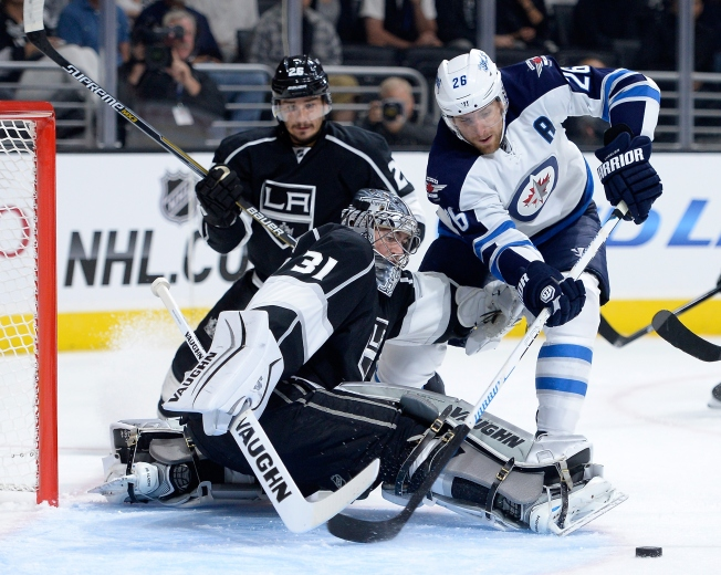 Playoff Update: Kings Eliminated as Jets, Flames Clinch