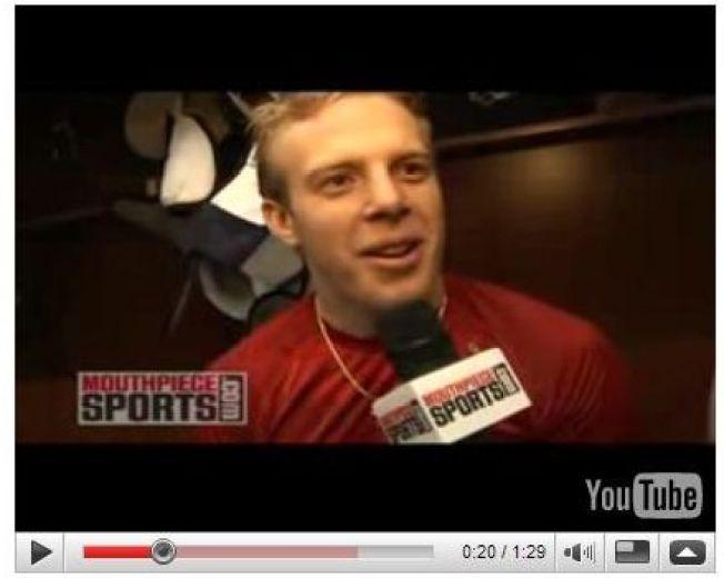 Blackhawks Player Knows Every Single Fergie Lyric - NBC Chicago