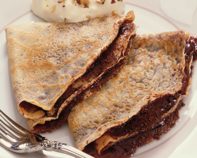Crepes: A Perfect Cure for Winter's Cold