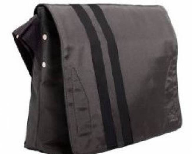 J.Fold Nylon Messenger Bag
