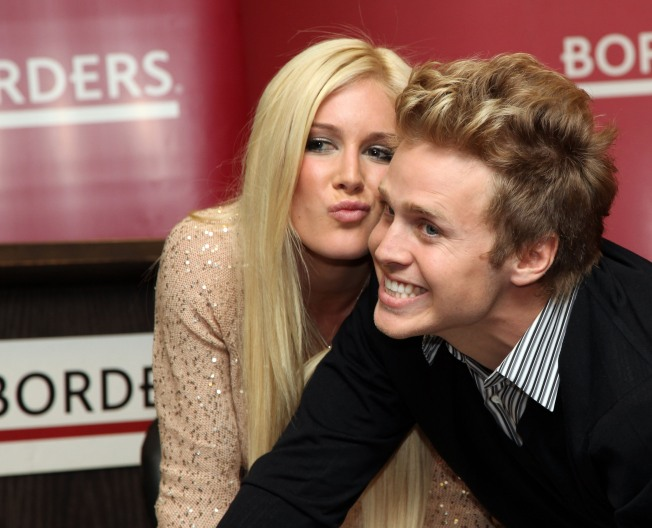 Spencer Pratt Dishes on Split with Heidi Montag