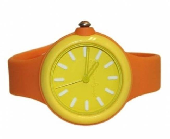 Yellow Overpopulate Watch