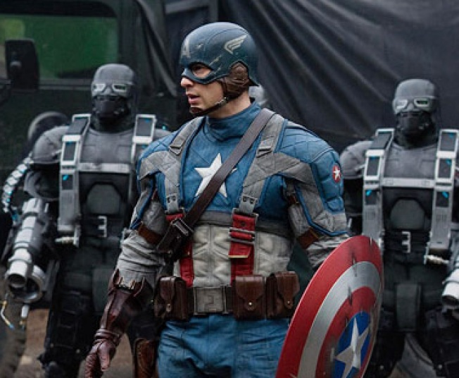 "Paramount Giving Overseas Markets a Chance to Drop ""Captain America"" from ""Captain America"""