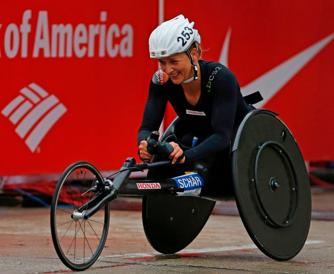 Bank of America Chicago Marathon to Host 2020 US Paralympic Team Trials