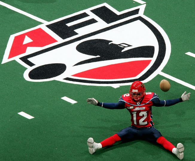 Arena Football Coming Back to Chicago