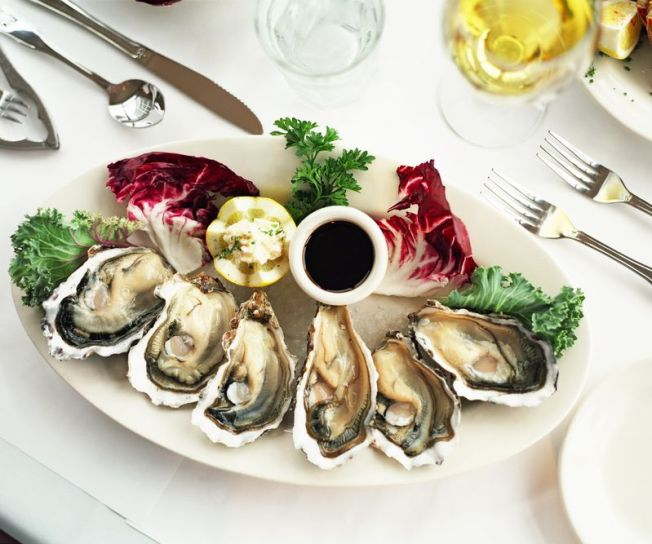 Get Shucked for Valentine's Day
