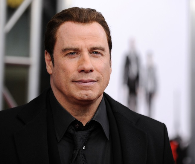 Travolta: Scientology Faith Helps with Son's Death