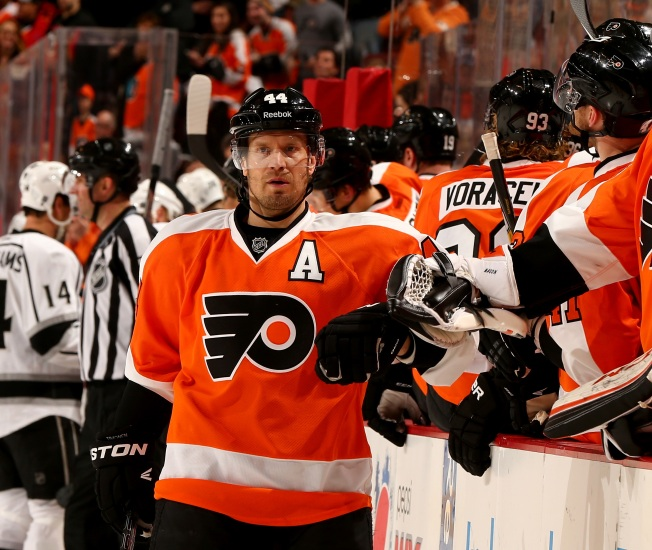 Blackhawks Acquire Flyers' Defenseman Kimmo Timonen
