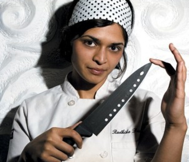 Chef 'Rad' Begins Quest for Culinary Fame