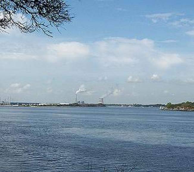Stormwater Pollution to Lower St. Johns River Controlled