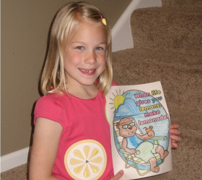 8-Year-Old Girl Creates Charity Lemonade Franchises