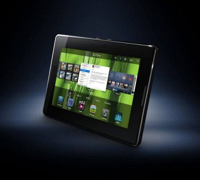 BlackBerry Tablet Fights iPad With Lower Price, Video Chat and More