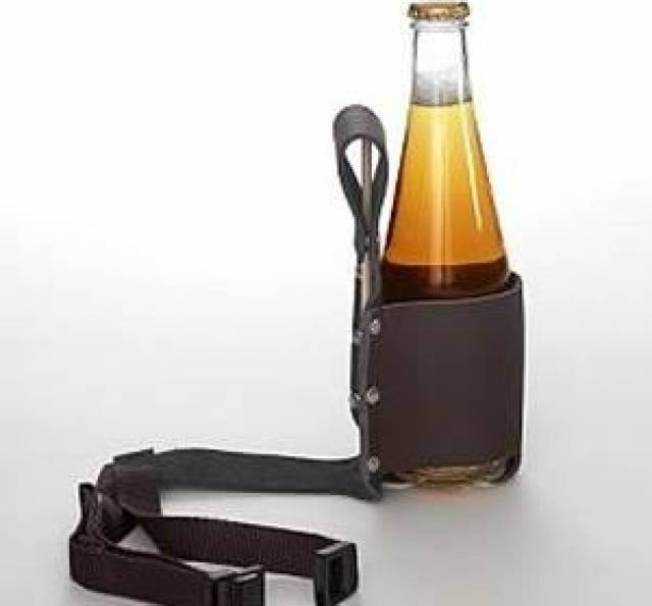 Hands-Free Boozing