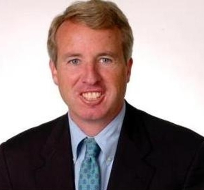 Chris Kennedy Picked to Head U of I Board