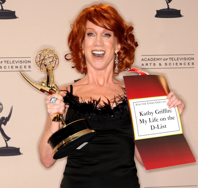 Kathy Griffin: From the D-List to Chicago