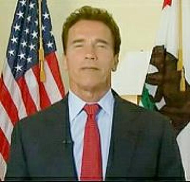 Schwarzenegger Promotes Green Rules to Climate Leaders