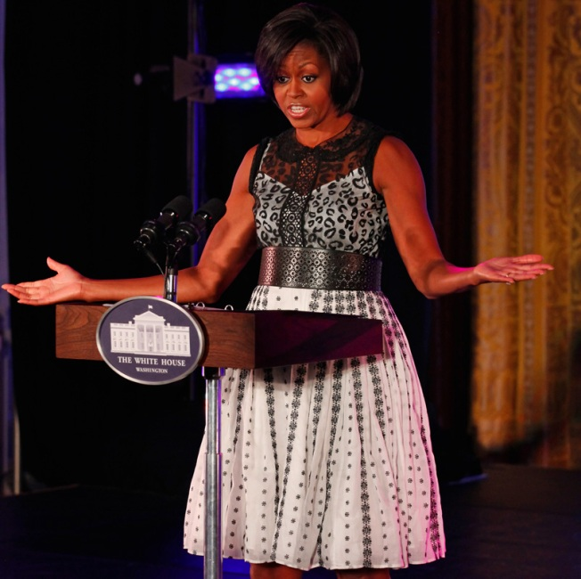 Michelle Obama to Stump for Illinois Dems