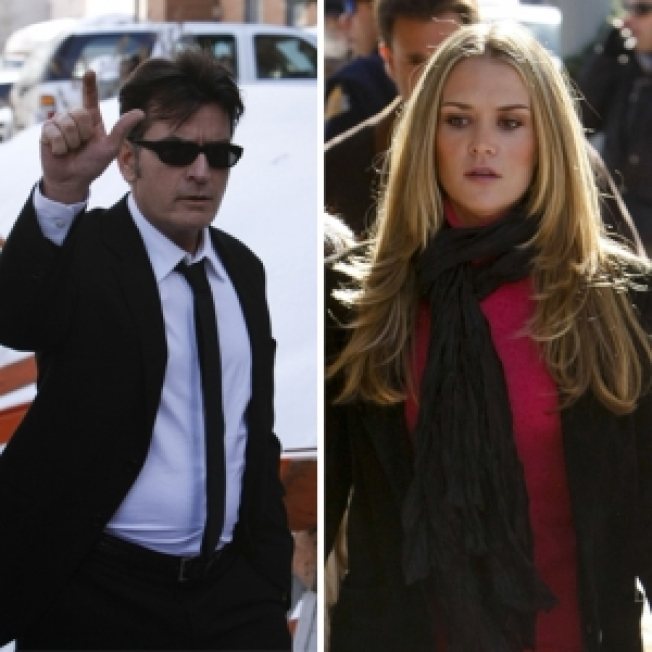 Judge Modifies Restraining Order Against Charlie Sheen, Actor Officially Charged Over Dec. 25 Incident