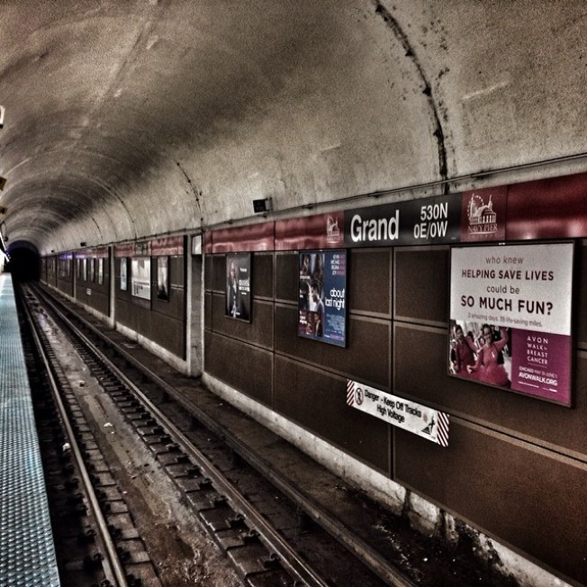 Red Line Trains Rerouted Due to Smoke in Subway