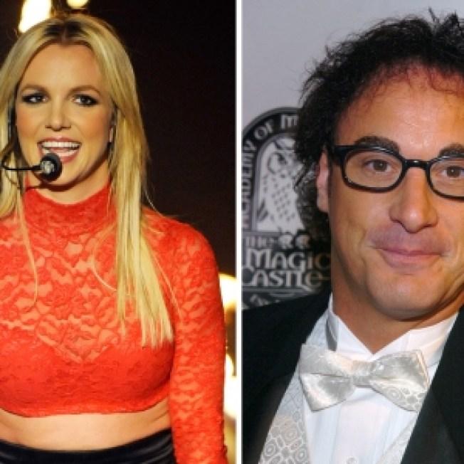 Illusionist Unveils Magic Inside Britney's 'Circus' Tour