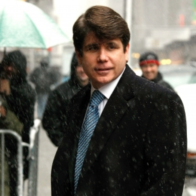 Wife Of Ex-Ill. Gov. Blagojevich To Compete In Reality Show After He Was Denied Chance