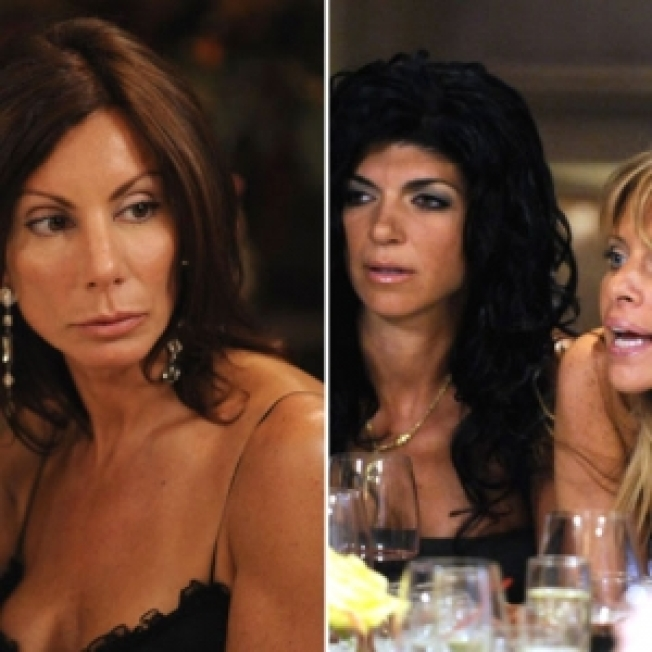 'The Real Housewives of New Jersey' Season Finale Flip Out