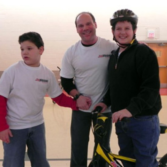 A Joy to Ride for Special Needs Kids