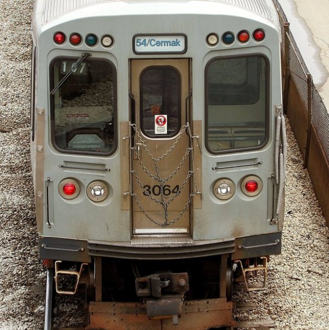 Blue Line Operating Normally After Minor Derailment
