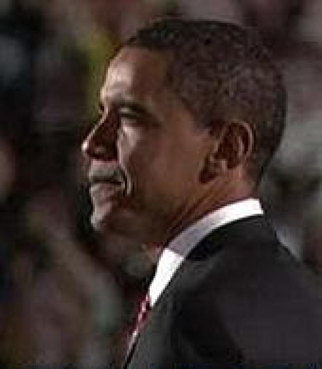 Democratic Nominee Obama Vows to Defeat Climate Change