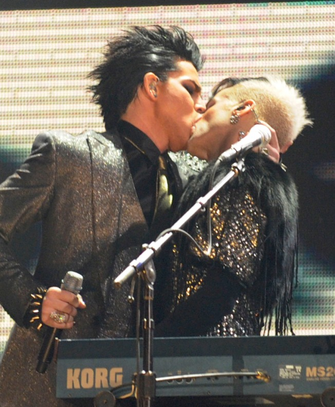 Adam Lambert's AMAs Moves: Too Hot For TV?