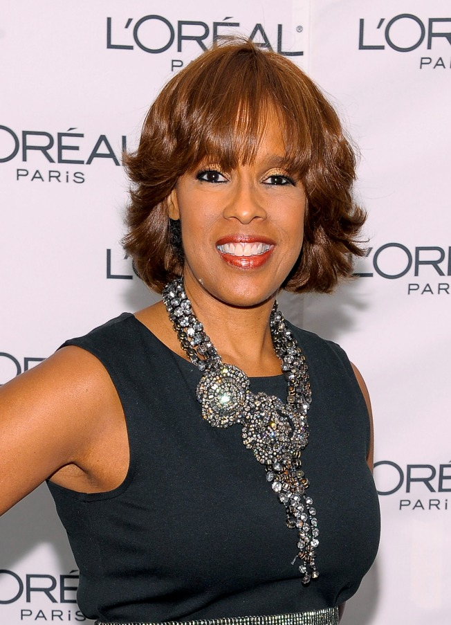 Gayle King: No Truth to Rumors of her Replacing Oprah