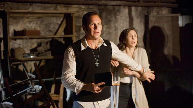 """Conjuring"" Scares From Real-World Horror"