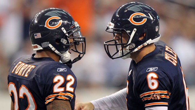 Matt Forte: 'I Feel Bad' for Jay Cutler