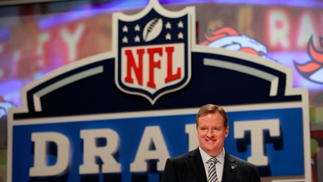 Chicago to Host 2015 NFL Draft