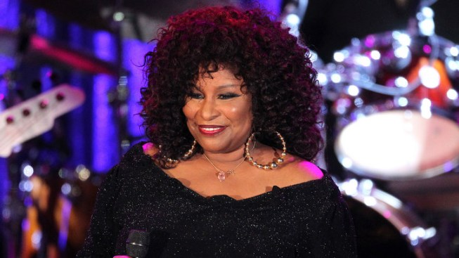Chaka Khan, Sister Enter Rehab Over Prescription Drugs