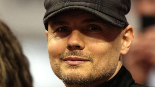Billy Corgan Hosts Black Friday Wrestling Bill