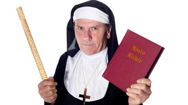Italian Friars Pray Bible Thief Gets Diarrhea
