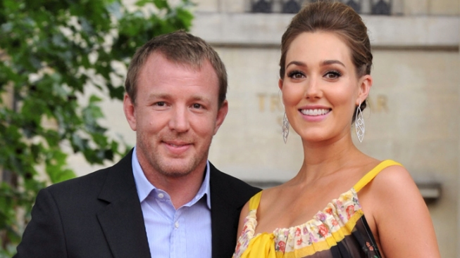 Guy Ritchie and Fiance Jacqui Ainsley Welcome Baby Girl