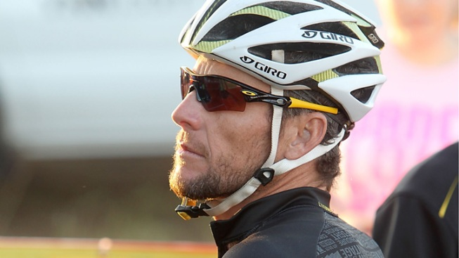 Armstrong Ready As Oprah Comes To Town