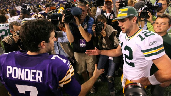 Aaron Rodgers Makes the Packers the NFL's Best Team