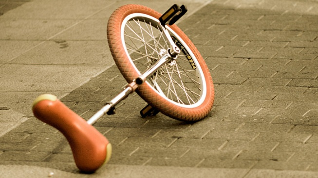 Naked Unicyclist Jailed for One-Wheeled Streak