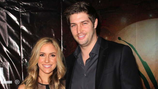 Kristin Cavallari, Jay Cutler Expecting a Boy: Teammate