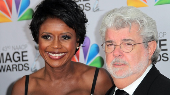 It's A Girl For George Lucas, Mellody Hobson