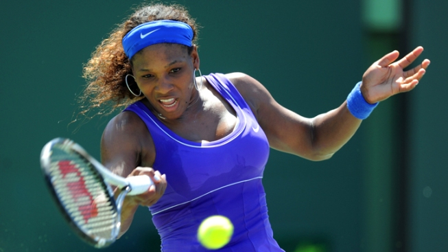 Serena Williams Gives U.S. Lead in Fed Cup