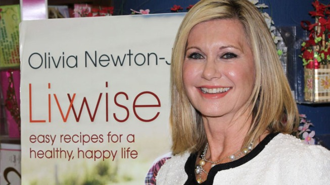 Olivia Newton-John Opens Ariz. Wellness Center