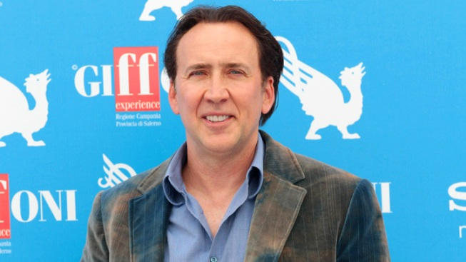Nicolas Cage Pays $600,000 Toward Tax Debt