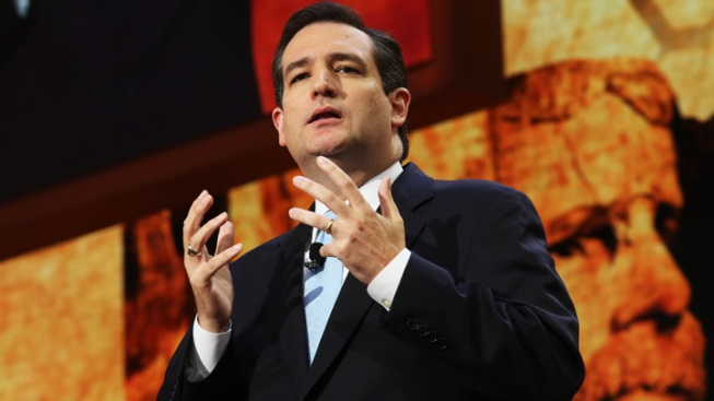 Man Threatens to Kill Sen. Cruz, Blow Up the Sun
